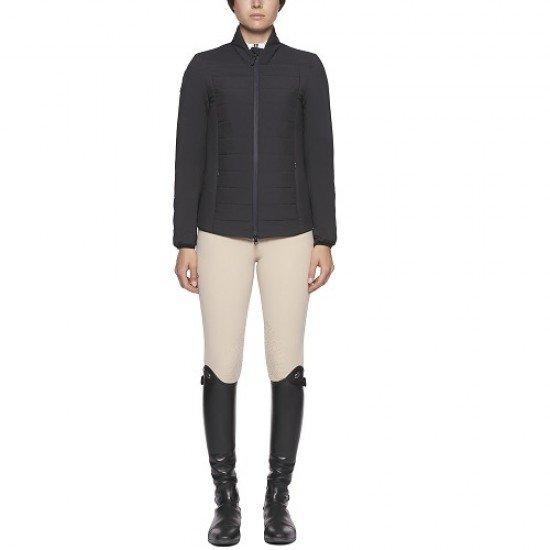 Куртка- пуховик женская, Cavalleria Toscana, Quilted Puffer Jacket