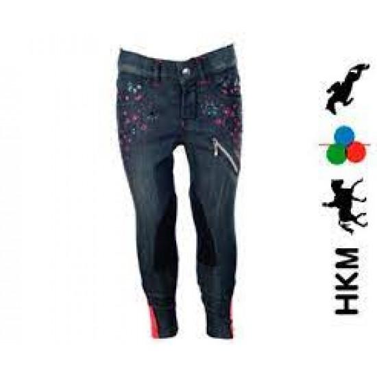 Бриджи детские джинсовые, HKM