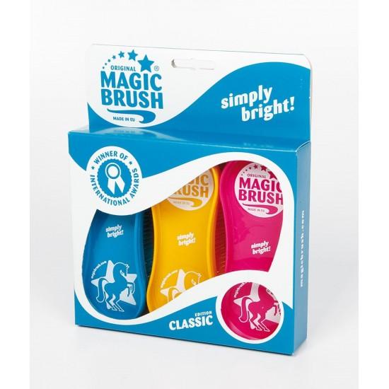 Набор щеток для ухода за лошадью, Magic Brush