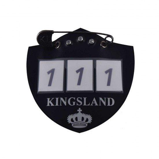 Номер турнирный на вальтрап Iban, Kingsland