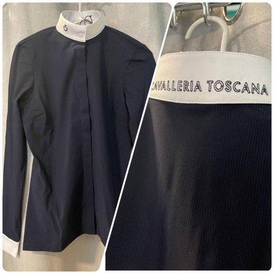 Рубашка для соревнований Jersey L/S, Cavalleria Toscana