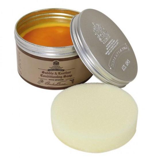 Мыло-крем для амуниции с глицерином Saddle&Leather Cobditioning Soap от Carr&Day&Martin, 500 мл