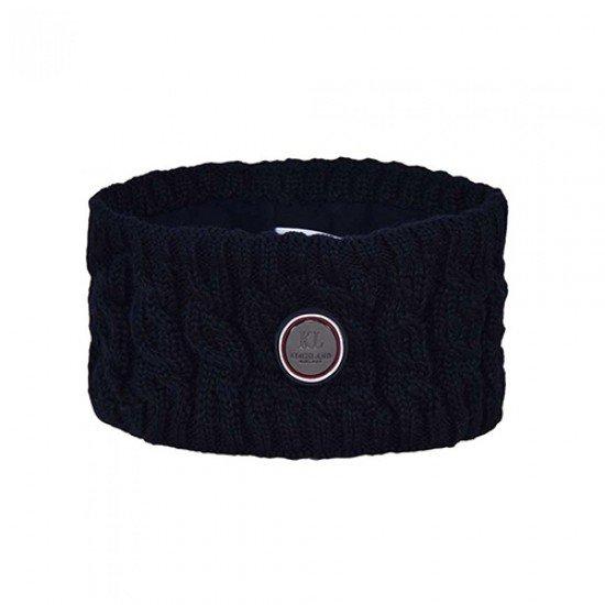 Повязка вязаная на голову Kingsland Knitted