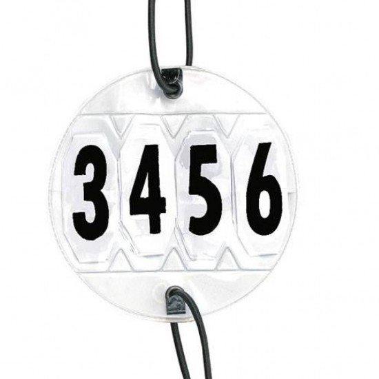 Турнирные номера 1 пара, регулируемые, HKM