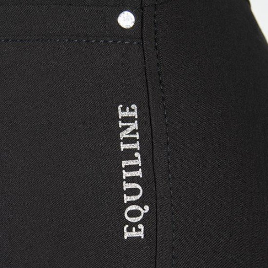 Бриджи Equiline Riding Breeches Bonny Ladies черные