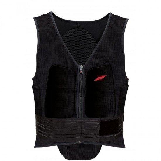 Защитный жилет для верховой езды с поясом Soft Active Vest Pro, Zandona