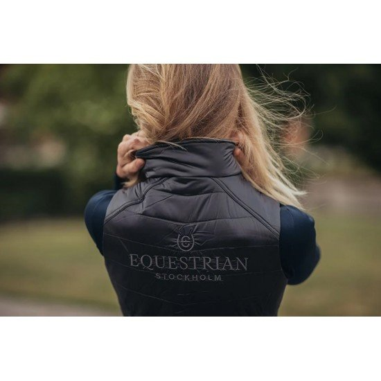 Жилет женский Equsterian Vest, Equestrian Stockholm DARK SKY