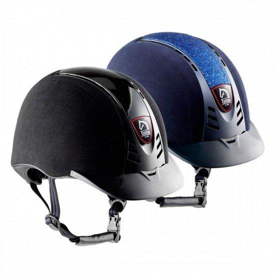 Шлем для конного спорта со сменной вставкой, Tattini