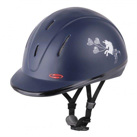 Шлем для верховой езды детский SWING H06