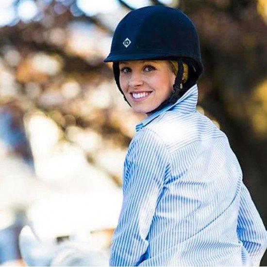 Шлем для верховой езды AYR8 Plus, Charles Owen