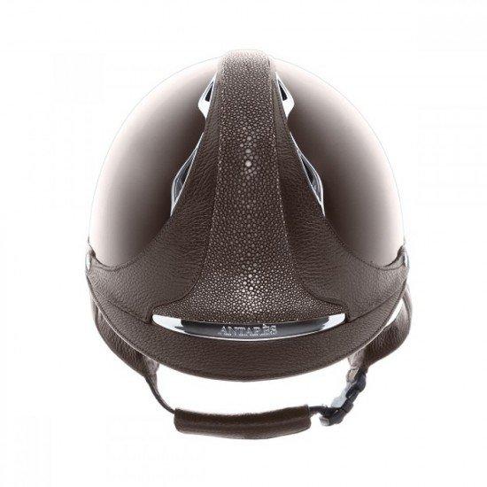 Шлем для верховой езды Premium Glossy Stingray, Antares