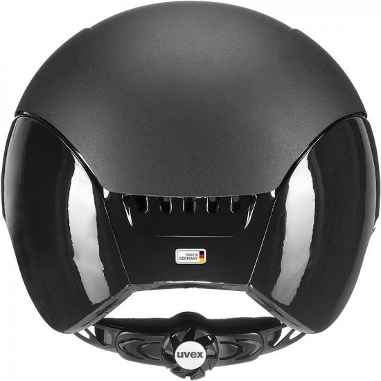 Шлем для верховой езды, elexxion pro, Uvex
