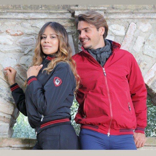 Куртка-бомбер для верховой езды Tamigi Unisex, Tattini