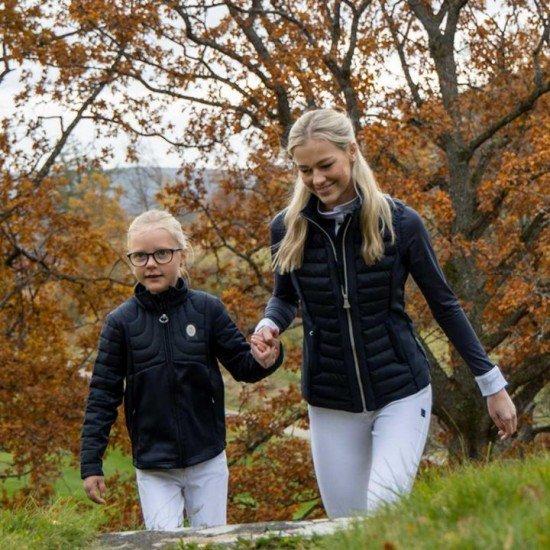 Жилет для конного спорта женский Deedee, Kingsland