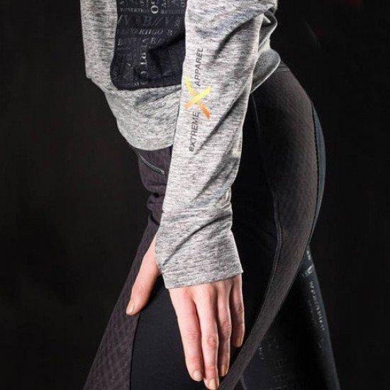 """Спортивная толстовка с капюшоном для верховой езды B Vertigo """"Nextini"""""""