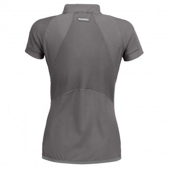 Поло футболка женская на молнии Reflexx Eskadron