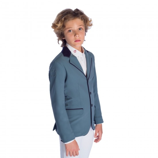 Редингот young rider jacket for boys от Cavalleria toscana