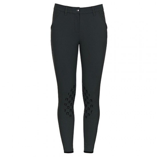 Бриджи женские Cavalleria Toscana Knee-hi Perforated Breeches