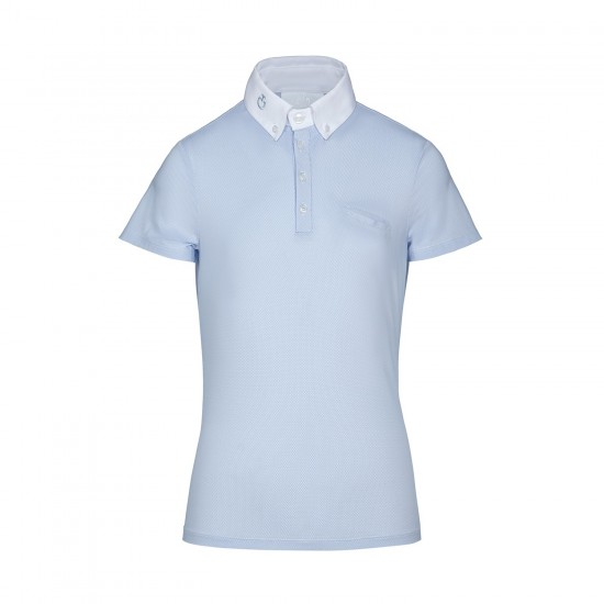 Поло Jersey Jacquard Competition Polo for boy, от Cavalleria Toscana