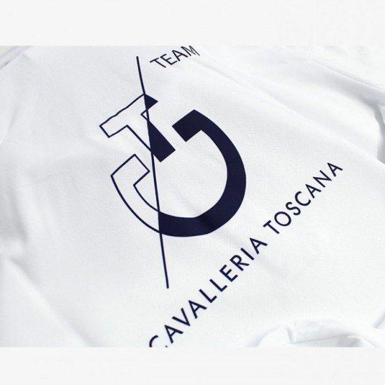 Футболка мужская турнирная с коротким рукавом CT Team S/S, Cavalleria Toscana