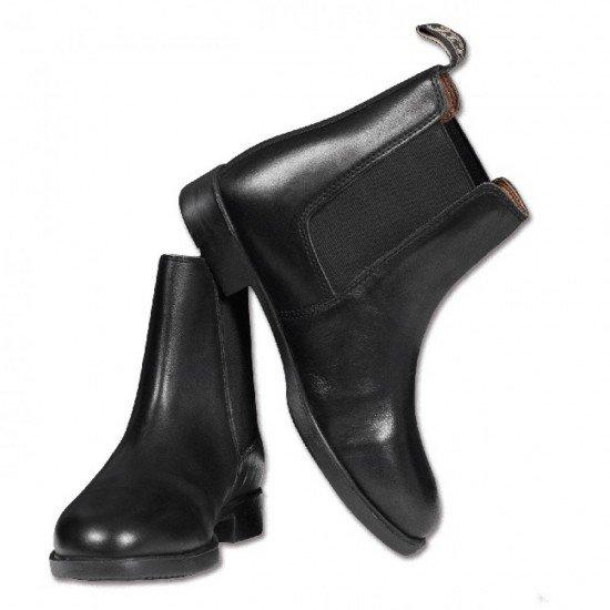 Ботинки для верховой езды детские кожаные Classic Jodhpur Boot, ELT