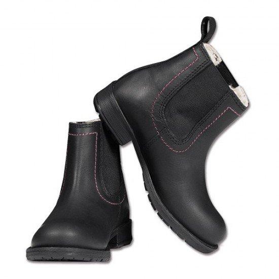 Ботинки для верховой езды зимние детские Classic, ELT