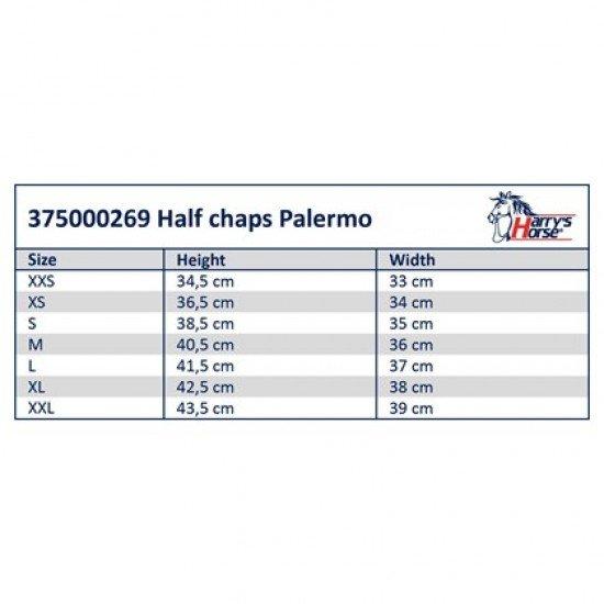 Краги для верховой езды Palermo от Harrys Horse