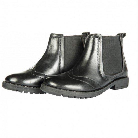 Ботинки для верховой езды детские, HKM