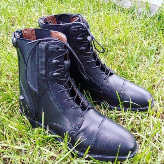 Ботинки для верховой езды кожаные Jodhpur Boot, ELT