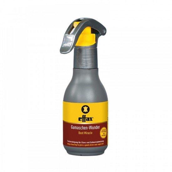 Спрей для чистки и ухода за амуницией из синтетической и лакированной кожей Boot-Miracle, Effax