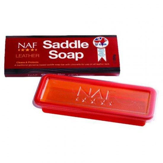 Мыло седельное Leather Saddle Soap, NAF 5 Stars