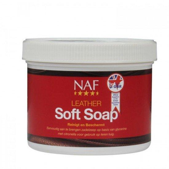 Мыло седельное Leather Soft Soap, NAF 5 Stars