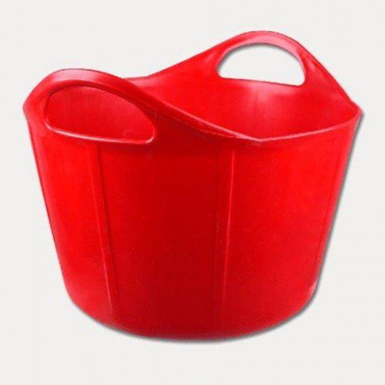 Корзина для кормления резино-пластиковая 17 л Waldhausen