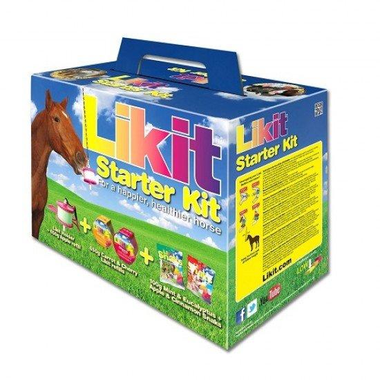 Набор лакомст для лошади STARTER KIT, Likit