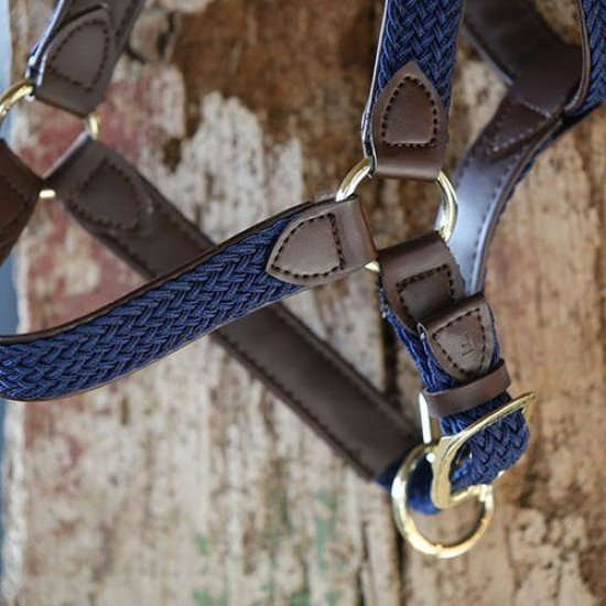 Недоуздок Kentucky Plaited Nylon Halter