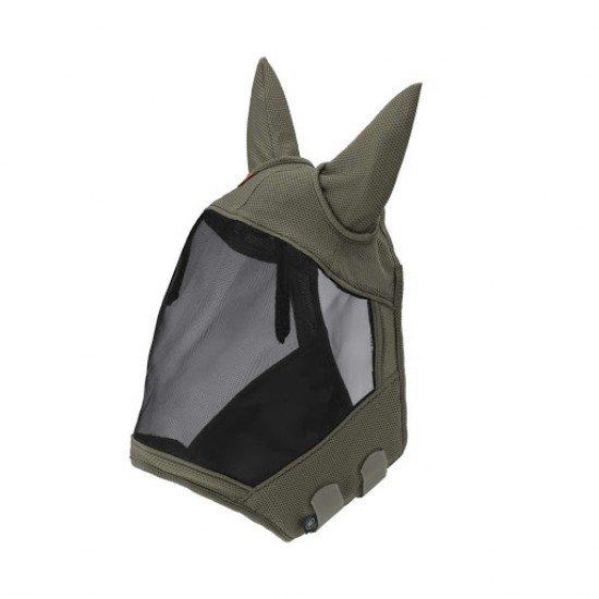 Маска от насекомых для лошади Fly Mask DynAirMesh REFLEXX от Eskadron