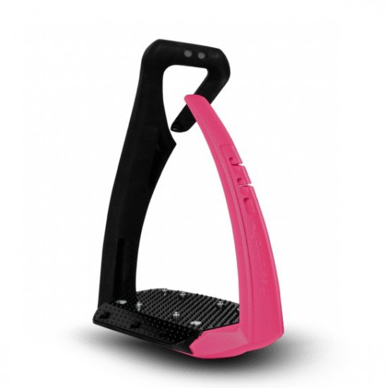 Стремена Soft Up Pro Plus от Freejump Black/Pink
