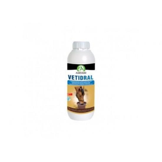 Электролит для лошади Vetidral для восстановления минерального баланса от Audevard, 1 л
