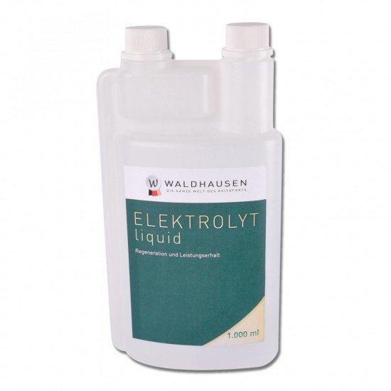 Электролит жидкий ELEKTROLYT LIQUID для лошади для восстановления минерального баланса Powder, Waldhausen