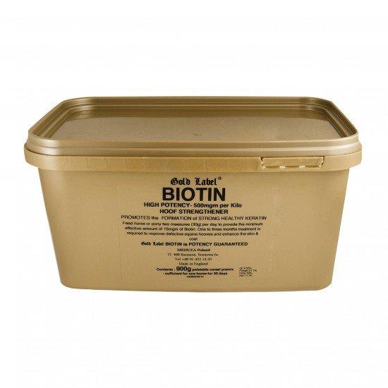 Пищевая добавка BIOTIN, Gold Label York
