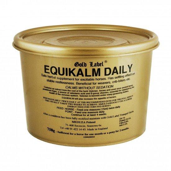 Добавка для успокоения лошади Equikalm Daily Gold Label, York