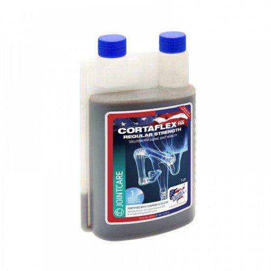 Добавка для здоровья и гибкости суставов лошади Cortaflex Regular Solution, Equine America