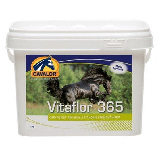 Пищевые добавки Cavalor Vitaflor 365, 2 кг.
