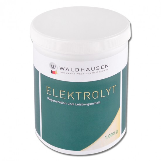 Электролит для лошади ELEKTROLYT для восстановления минерального баланса Powder, Waldhausen