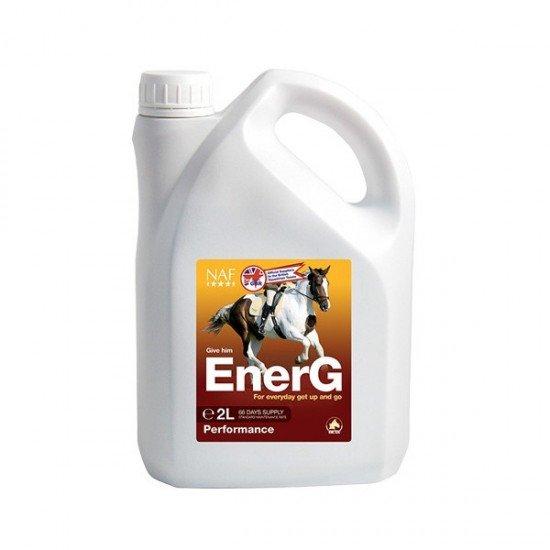 Добавка для лошади для заряда энергии EnerG, NAF 5 Stars