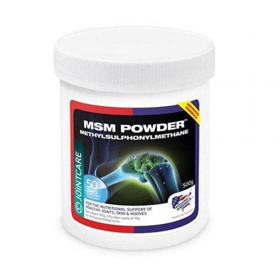 Пищевая добавка для сухожилий, связок и соединительных тканей MSM Powder Equine America