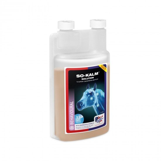 Добавка для успокоения лошади So Kalm Powder, Equine America