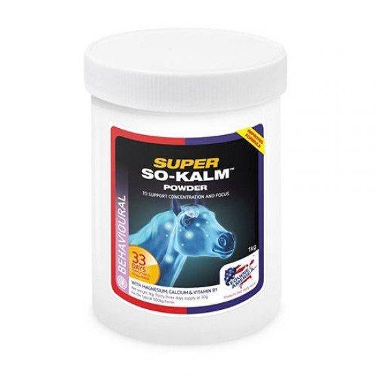 Пищевая успокоительная добавка Super So-Kalm Equine America