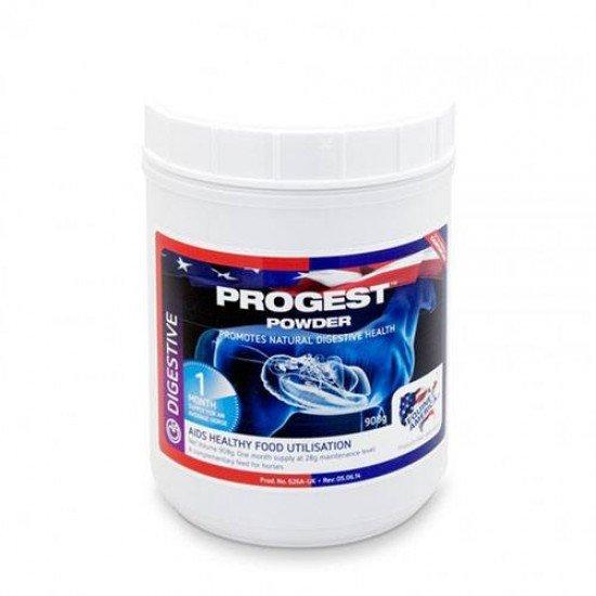 Пищевая добавка для восстановления микрофлоры кишечника Progest Equine America