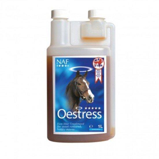 Успокоительное средство для кобыл Oestress Liquid, NAF 5 Stars